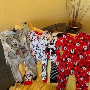 Pajama's Boys 3T (set of 4)